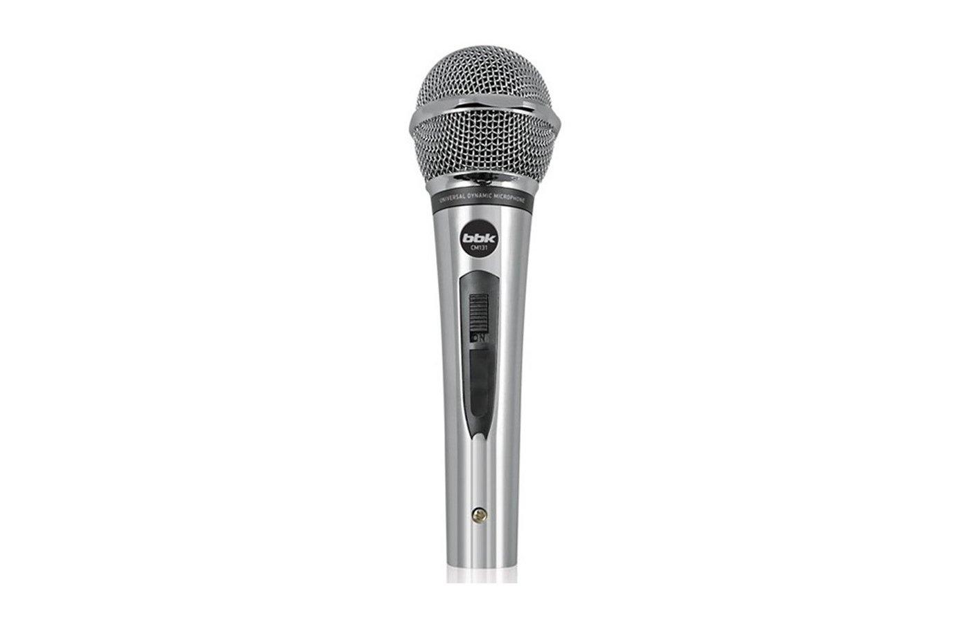 Микрофон BBK CM131 5м.