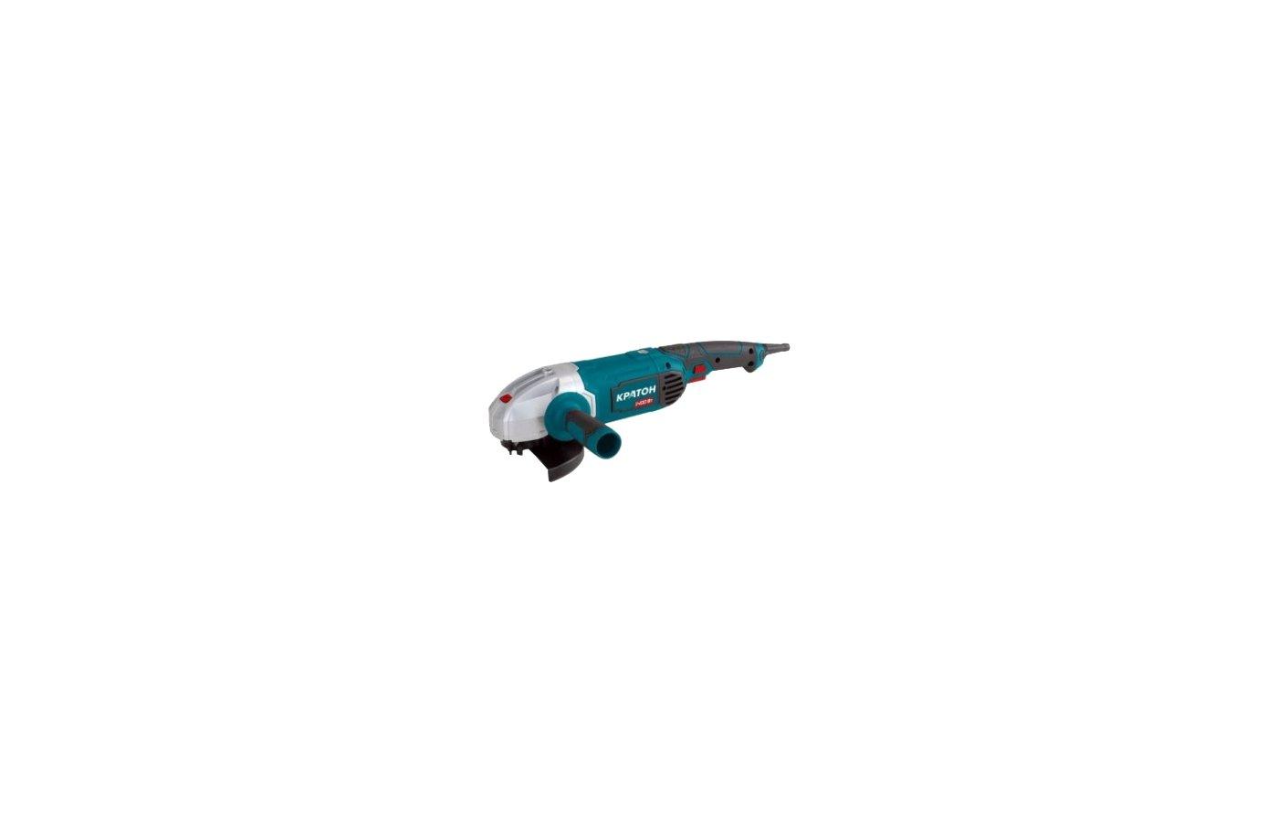 Углошлифмашина КРАТОН AMG-2000-180