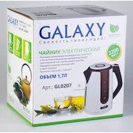 Фото Чайник электрический  Galaxy GL-0207 черный