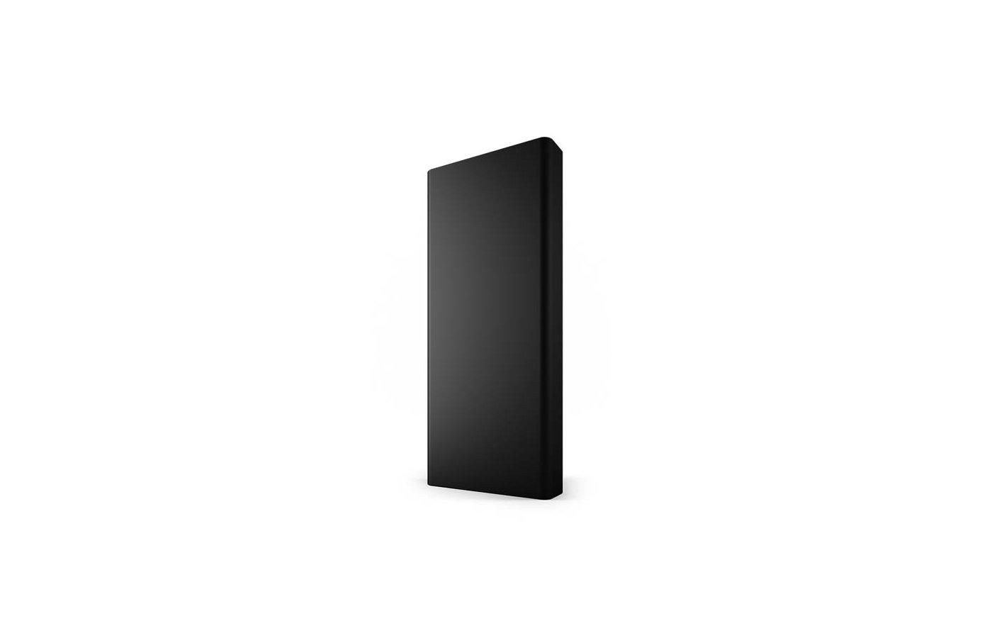 Портативный аккумулятор Rombica NEO MB208 20800мАч, 2xUSB (1A+2.1A) черный