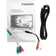 Фото LED телевизор FUSION FLTV-32T21