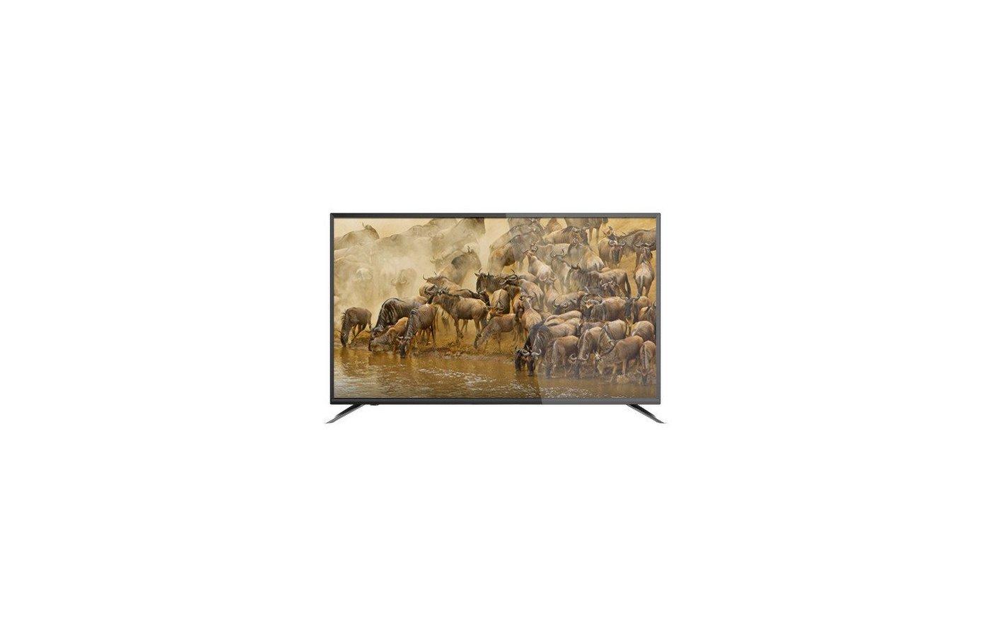 LED телевизор GOLDSTAR LT-32T450R black