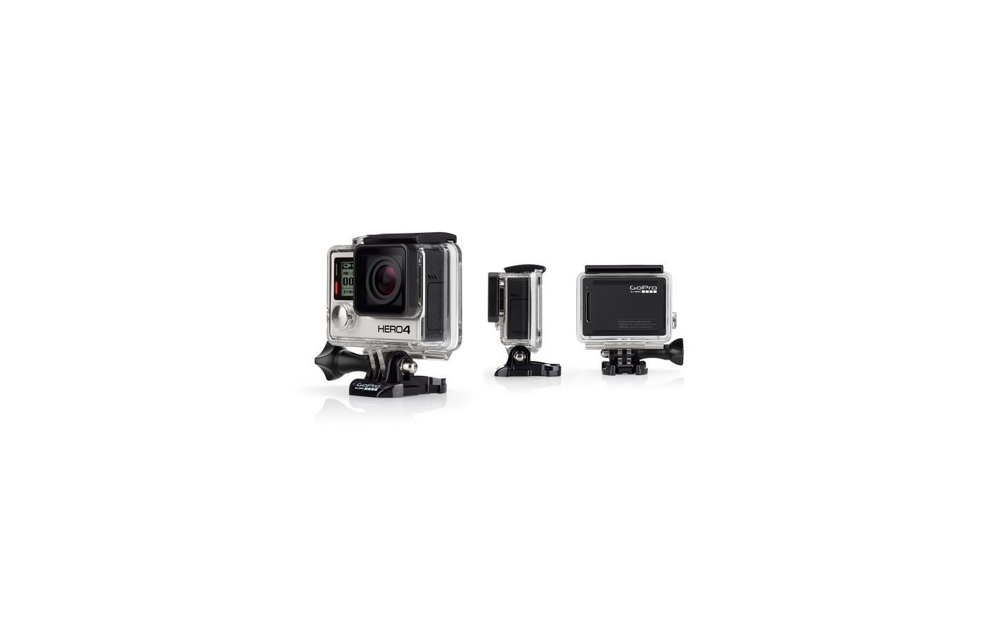Экшн-камера GoPro Hero 4 Black Edition (CHDHX-401)