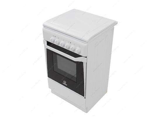 Плита электрическая INDESIT KN1E17A(W)/RU