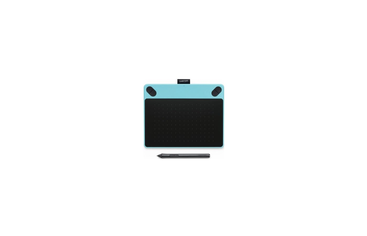 Графический планшет Wacom Intuos Comic PT S CTH-490CB-N USB голубой