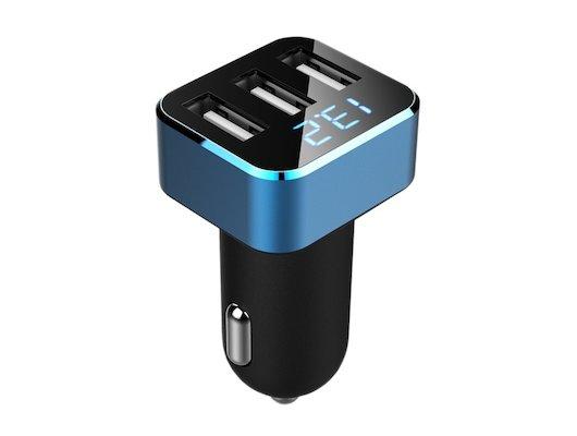 Зарядное устройство Neoline Volter АЗУ 3xUSB D3