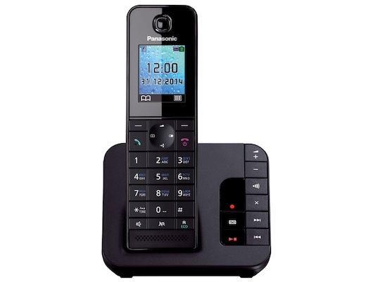 Радиотелефон PANASONIC KX-TGH220RUB