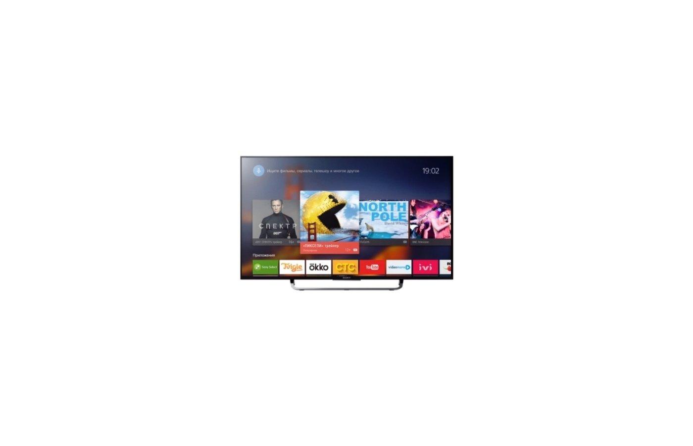 4K (Ultra HD) телевизор SONY KD-49X8305C