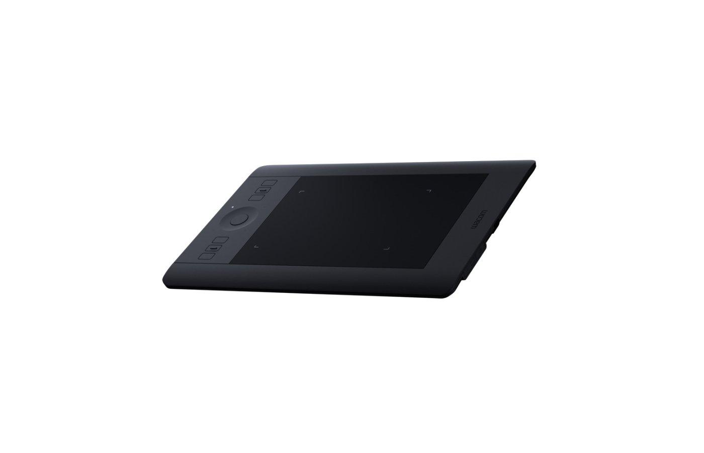 Графический планшет Wacom Intuos Pro PTH-451-RUPL черный USB