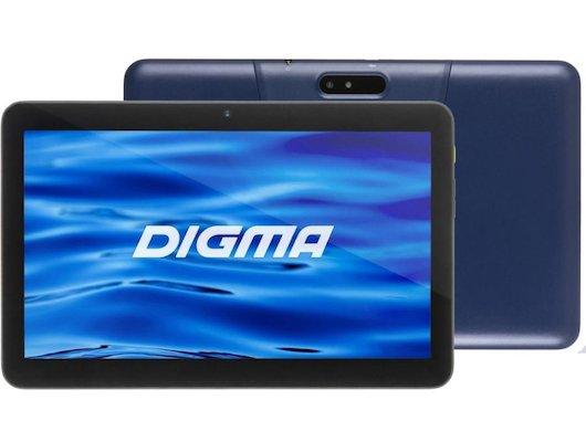 Планшет Digma Optima 10.4 3G (10.1) /TT1004PG/ 8Gb/3G/Blue