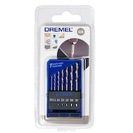 Инструмент DREMEL 628 Набор сверл 7 шт.