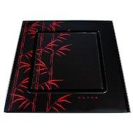 Вытяжка ELIKOR Оникс ART 60П-1000-Е4Г черный/бамбук
