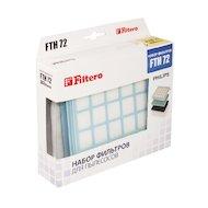 Фото Фильтр для пылесоса FILTERO FTH 72 PHI HEPA фильтр для пылесосов Philips