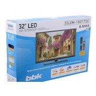 Фото LED телевизор BBK 32LEM-1007/T2C black