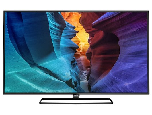 4K (Ultra HD) телевизор PHILIPS 50PUT 6400/60
