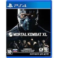Mortal Kombat XL PS4 русские субтитры