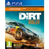 PS4: DIRT RALLY Legend Edition