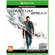 Quantum Break для Xbox One. Рус. версия (U5T-00024)