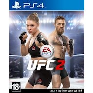 UFC 2 PS4 английская версия