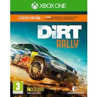 Фото Xbox One: DIRT RALLY Legend Edition