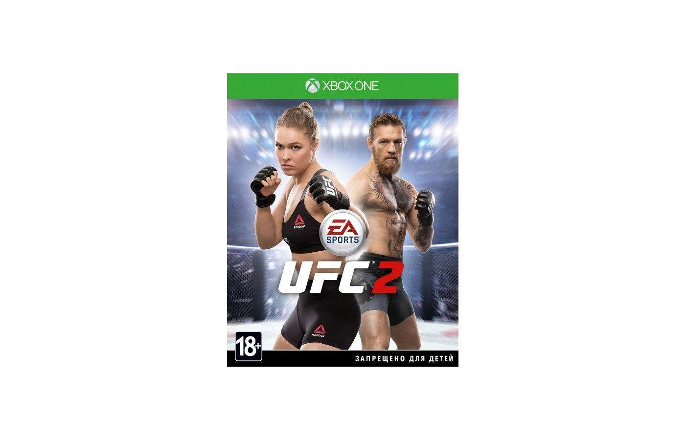 UFC 2 Xbox One английская версия