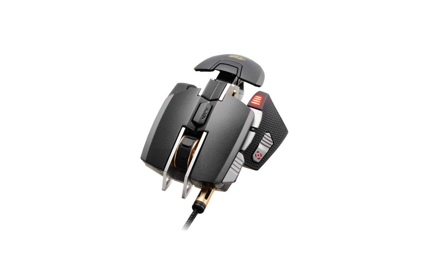 Мышь проводная COUGAR700Mblack