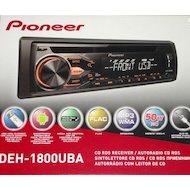 Фото Автомагнитола PIONEER DEH-1800UB + PIONEER 12-C-USB-8GB