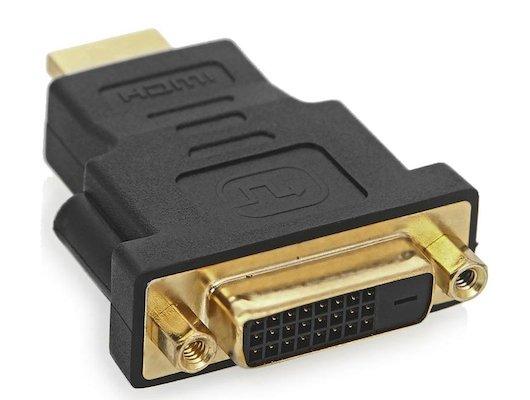 Переходник BELSIS BW 3334 HDMI(m) - DVI-D(f)