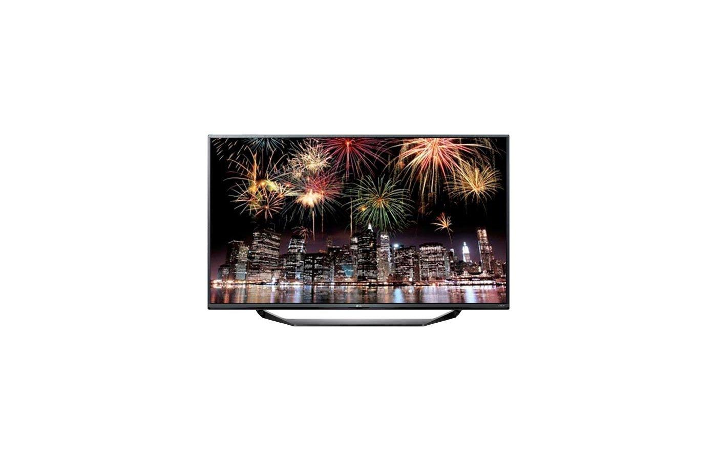 4K (Ultra HD) телевизор LG 49UF771V