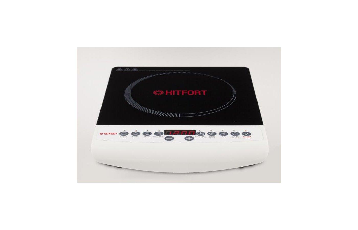 Плитка электрическая KITFORT KT-101