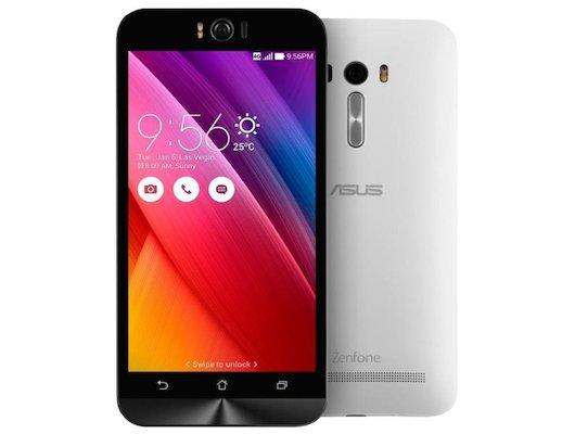 Смартфон ASUS ZD551KL ZenFone Selfie 16Gb white