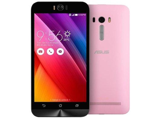 Смартфон ASUS ZD551KL ZenFone Selfie 16Gb pink
