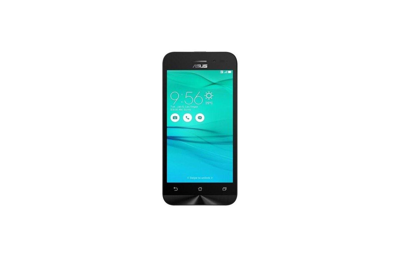 Смартфон ASUS ZB452KG Zenfone Go 8Gb black