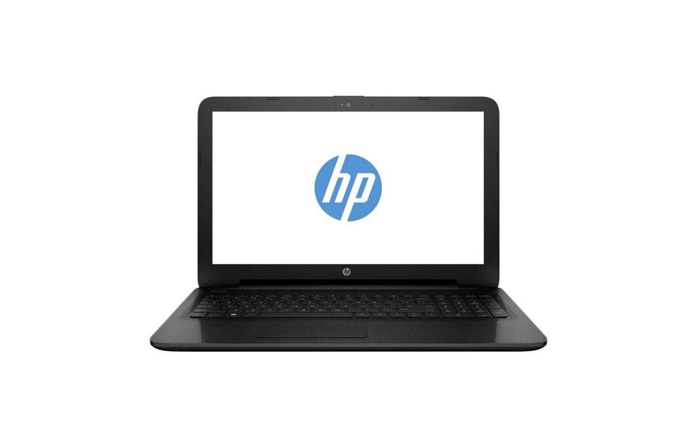 Ноутбук HP 15-ac610UR /V0Z75EA/ intel N3700/2Gb/250Gb/R5 M330 1Gb/15.6/WiFi/Win10
