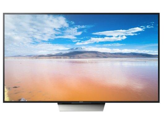 4K (Ultra HD) телевизор SONY KD-65XD8599