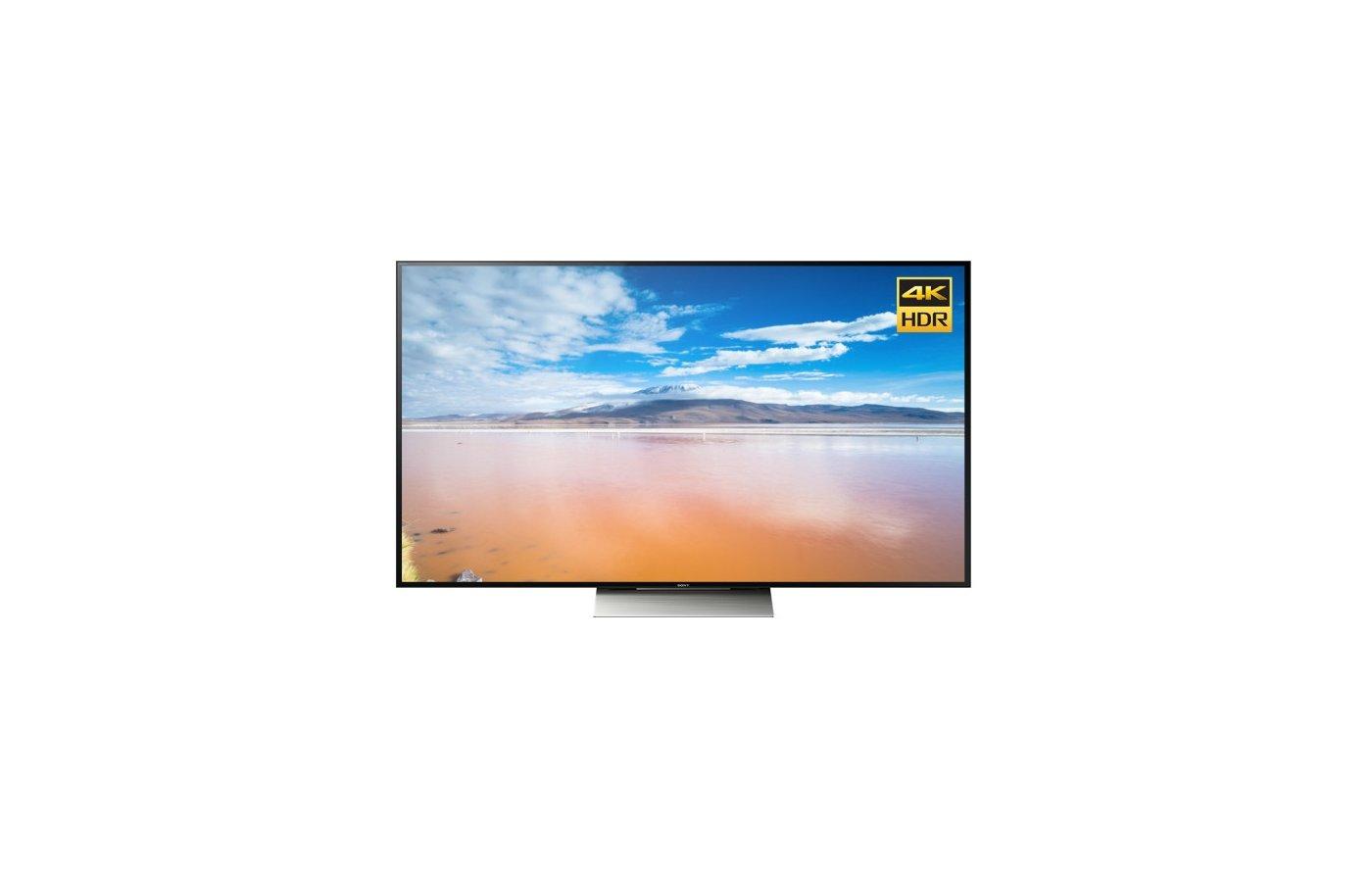 4K 3D (Ultra HD) телевизор SONY KD-55XD9305