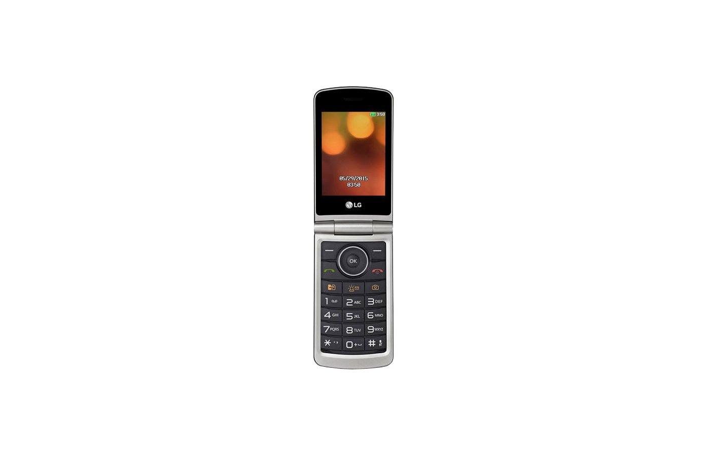 Мобильный телефон LG G360 titanium