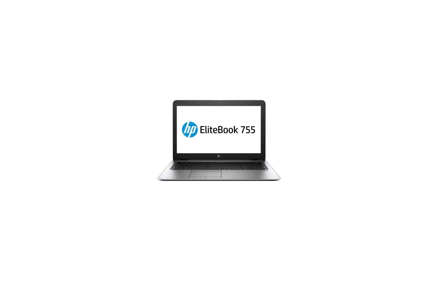 Ноутбук HP EliteBook 755 G3 /P4T46EA/