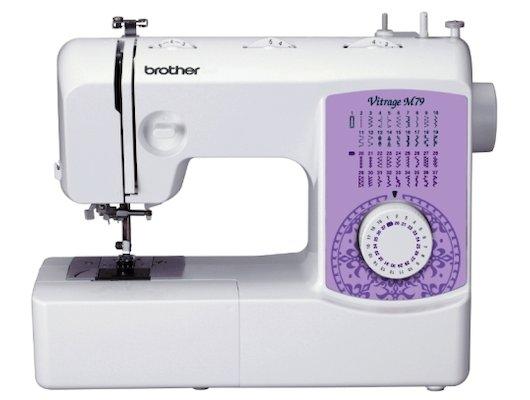 Швейная машина BROTHER Vitrage M 79