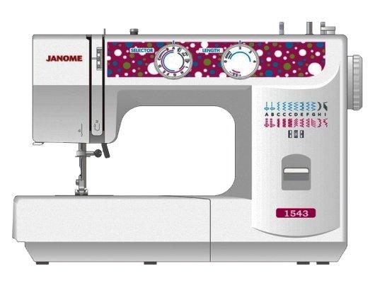 Швейная машина JANOME 1543