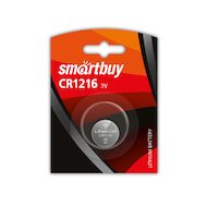 Батарейка Smartbuy CR1216 1шт. (SBBL-1216-1B)
