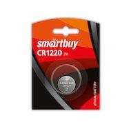 Фото Батарейка Smartbuy CR1220 1шт. (SBBL-1220-1B)