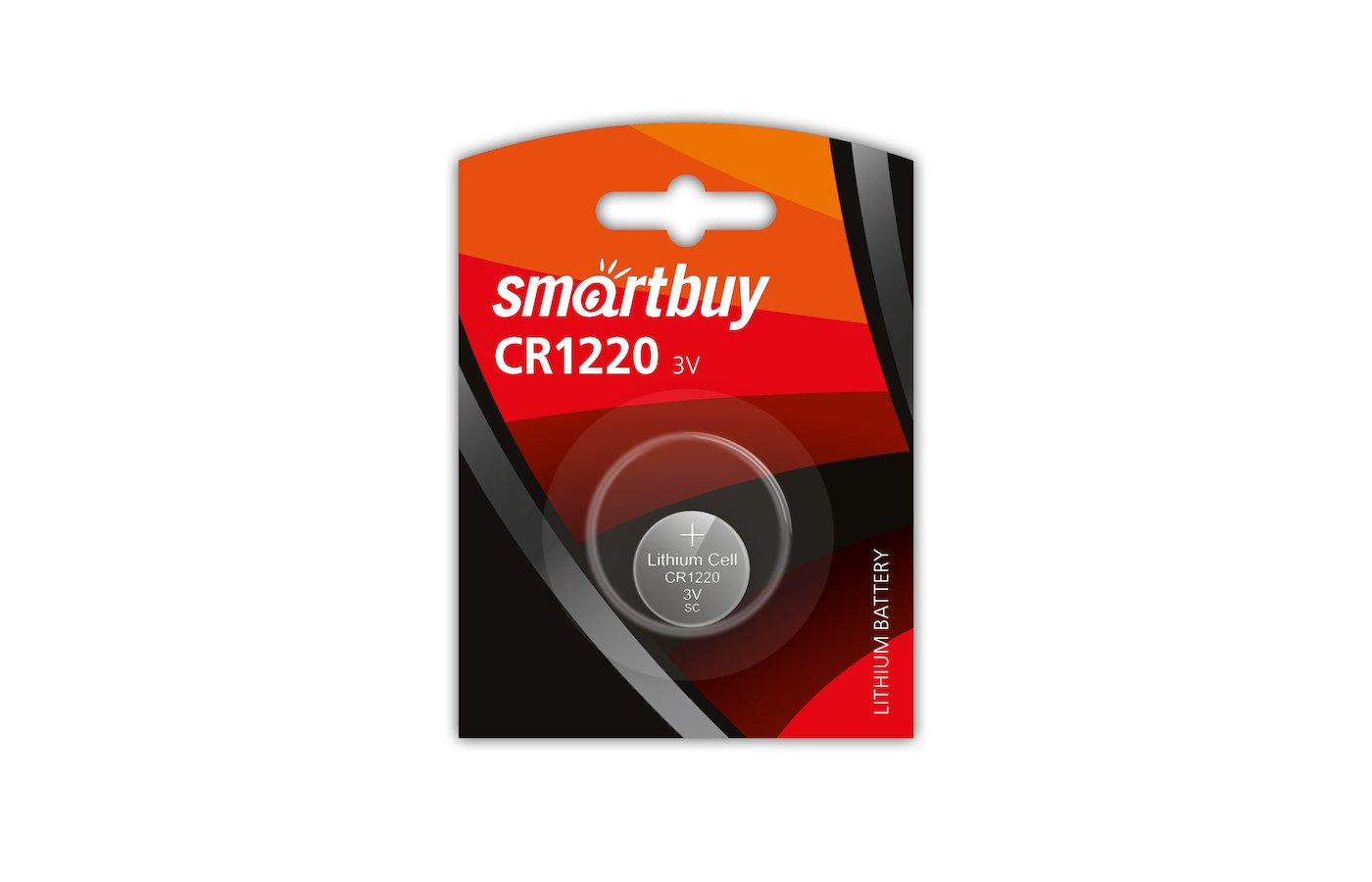 Батарейка Smartbuy CR1220 1шт. (SBBL-1220-1B)