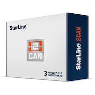 Фото Сигнализация STARLINE SL 2CAN Модуль