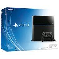 Фото SONY PlayStation 4 500Gb C Black