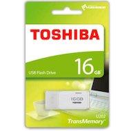 Фото Флеш-диск Toshiba 16Gb Hayabusa U202 THN-U202W0160E4 USB2.0 белый