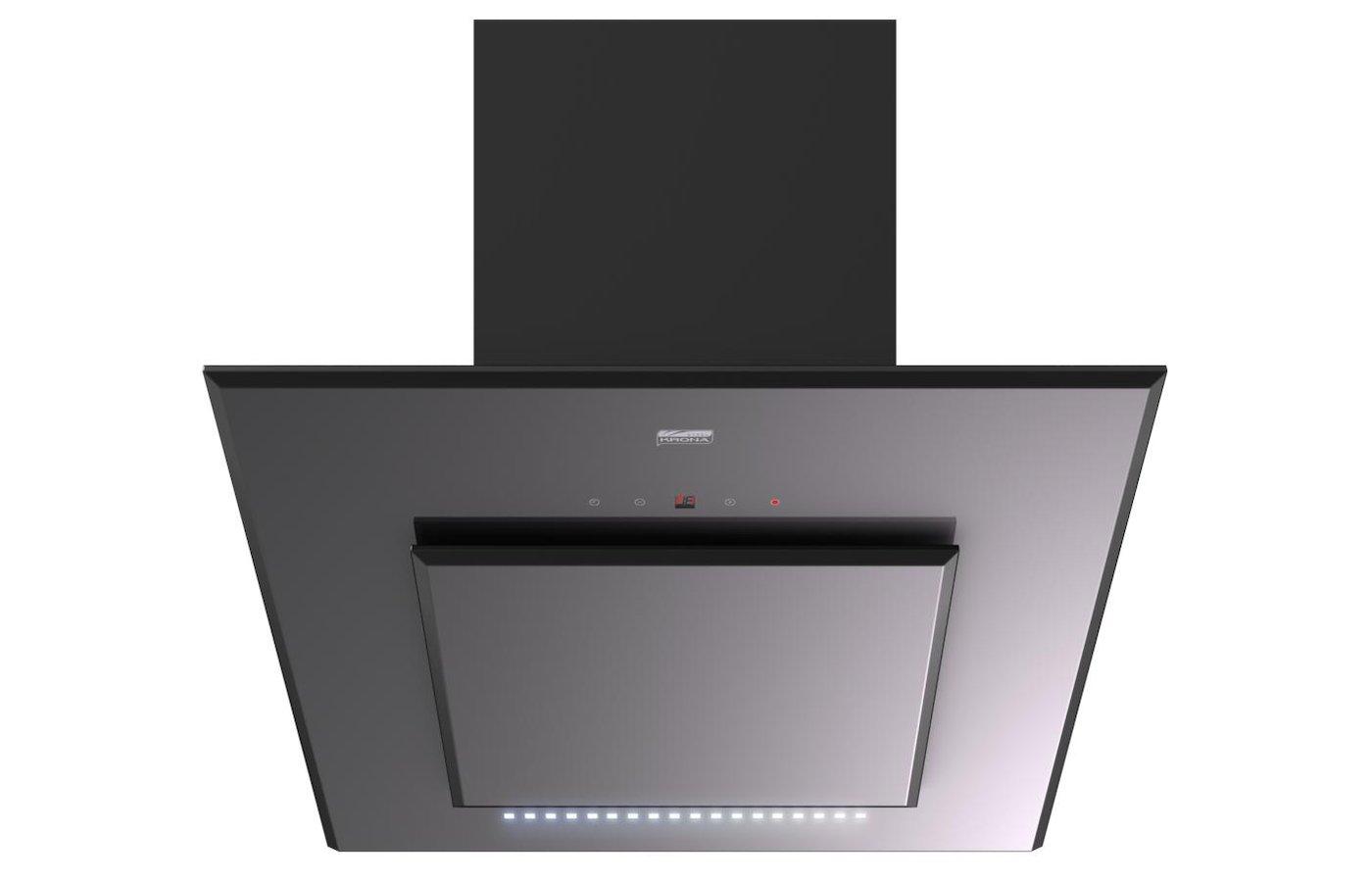 Вытяжка KRONA LINA 900 BLACK 4P-S