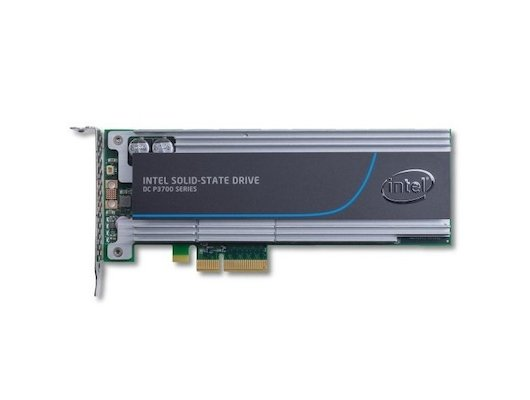 SSD жесткий диск Intel Original PCI-E 400Gb SSDPEDMD400G401 P3700