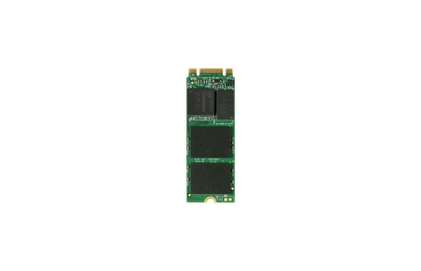 SSD жесткий диск Transcend TS128GMTS600 128GB SATA3 MTS600 M.2 SSD