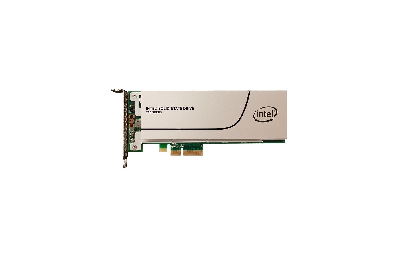 SSD жесткий диск Intel Original PCI-E 400Gb SSDPEDMW400G4X1 750 Series
